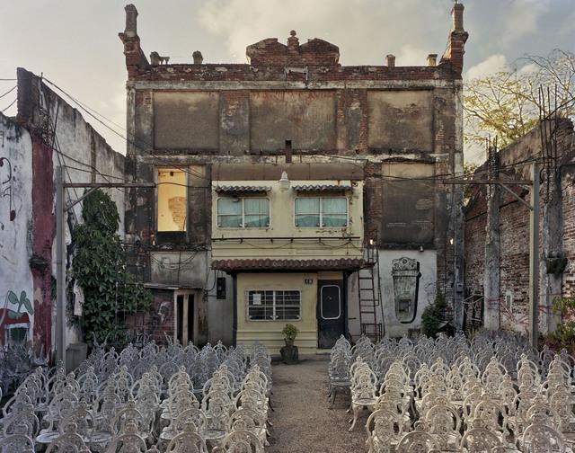 Andrew Moore, 'Teatro Reguero, Moron', 2012, Yancey Richardson Gallery
