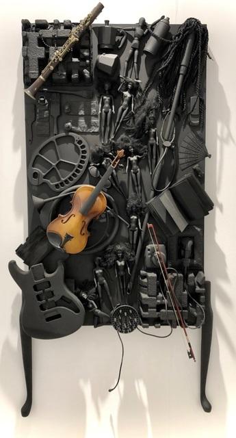 , 'Jazz, A Love Supreme,' 2018, The Simons Art Gallery