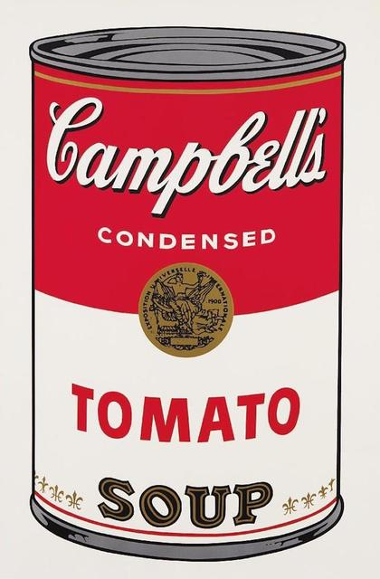 Andy Warhol, 'Campbells Soup Tomato II.46', 1968, OSME Fine Art