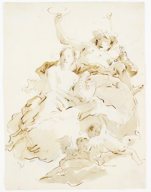 , 'Bacchus and Ariadne,' , Jill Newhouse Gallery