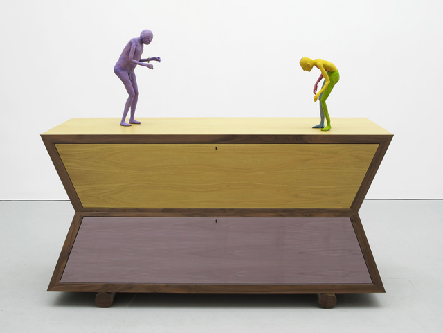 , 'Echo Cabinet,' 2011, Hammer Museum