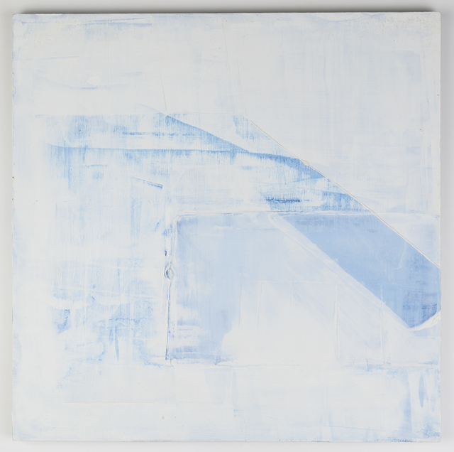 , 'Sink into the Blue, X,' 2015, Court Tree Gallery