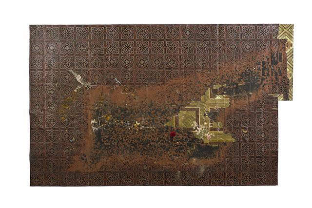 , 'Antie se voorkamer tapyt,' 2010, blank projects