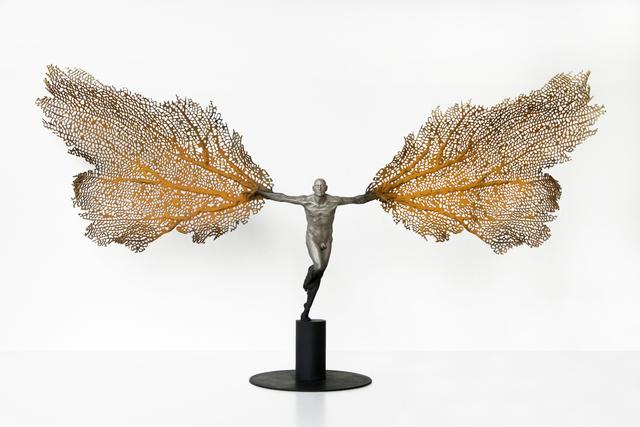 , 'Alas (Wings),' 2018, Galerie Calderone