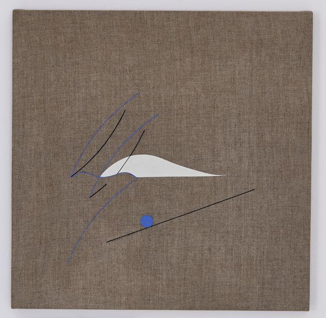 , 'Monolito (01/4040AL),' 2018, Galería Hilario Galguera