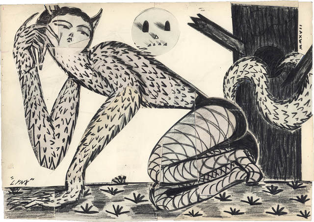 , 'Lynx,' 2017, Horton Gallery