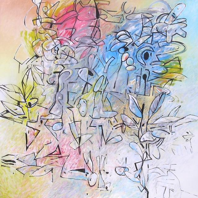 , 'Breeze,' 2017, Wally Workman Gallery