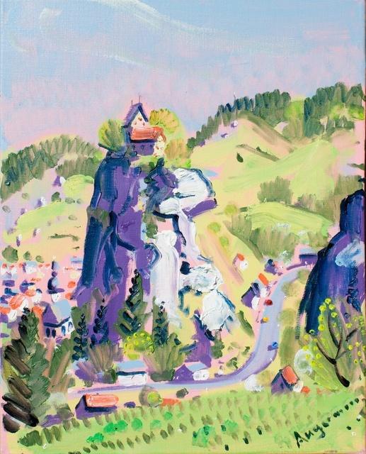 , 'Pottenstein V,' 2011, Bode Gallery