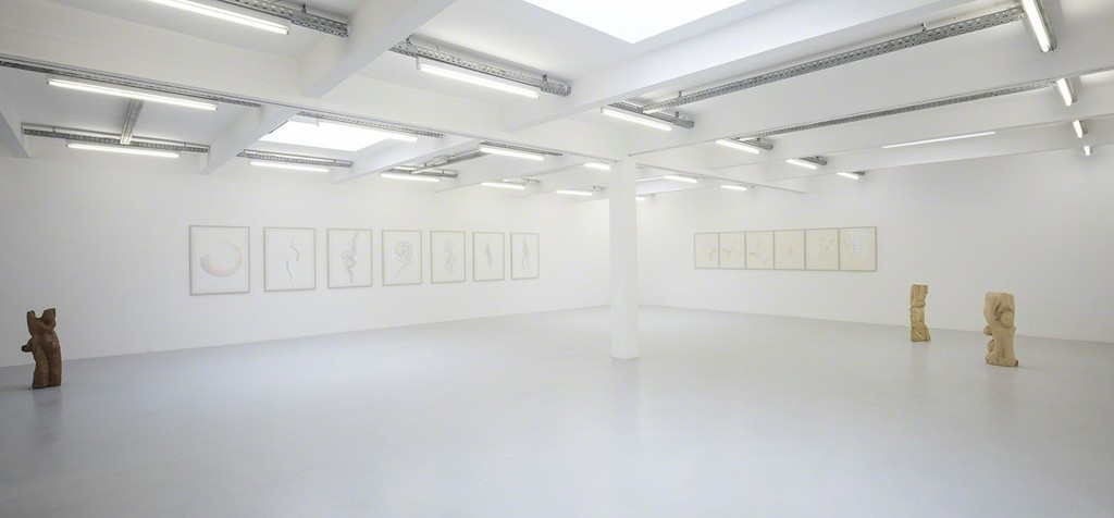 Exhibition view Benjamin Zanon at Kunstraum Innsbruck, 2017/2018, photo: Günther Richard Wett