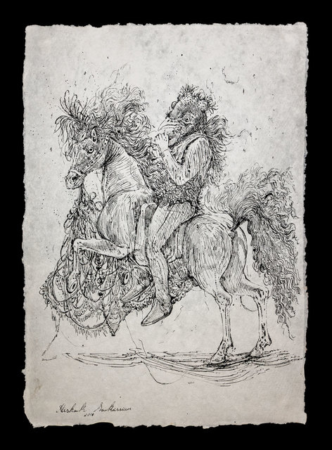 , 'Mythology 3,' 2016, Albemarle Gallery | Pontone Gallery