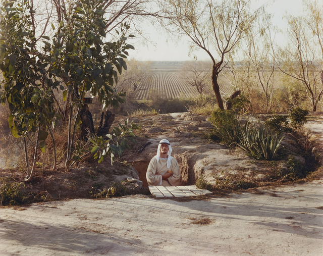 , 'Member of the Christ Family Religious Sect, Hildago County, Texas, January 1983,' 1983, Huxley-Parlour