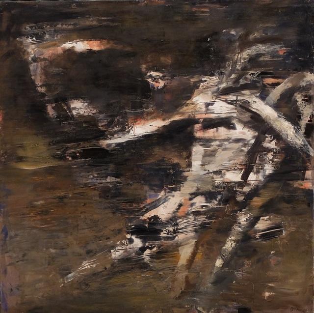 Miklos Bokor, 'Sans titre IV', 2008, Painting, Oil on canvas, Ditesheim & Maffei Fine Art