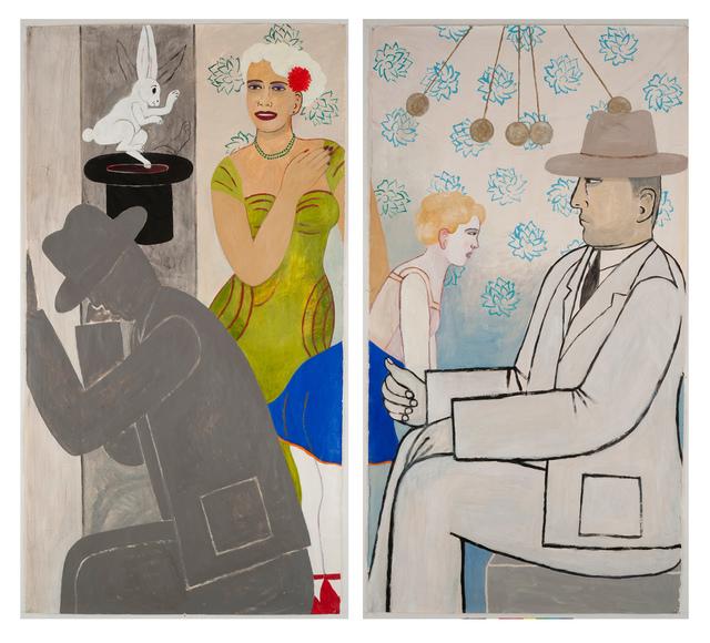 , 'Crap Shoot,' 2014, Russo Lee Gallery