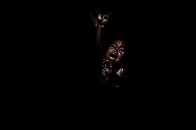 robin hammond, 'ZIMBABWE Z 63', 2012, Photography, Photo, Galerie Galea
