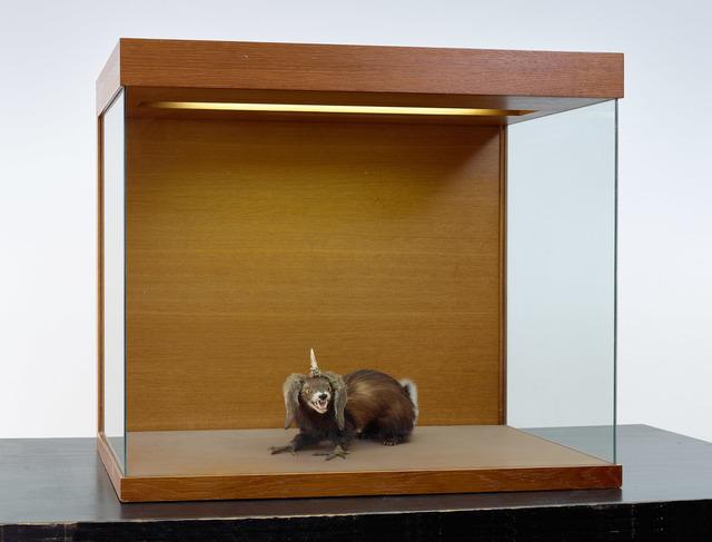 , 'Misfit III,' 1989-1991, Galerie Klaus Gerrit Friese