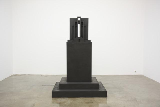 , 'Pulpitum II,' 2014, Galerie Van de Weghe
