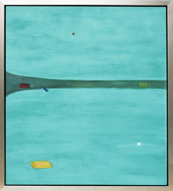 , 'Lake - Marmolite,' 2006, Newzones
