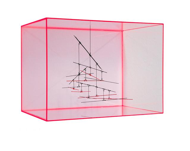 , 'Color Space 11:38,' 2017, Mario Mauroner Contemporary Art Salzburg-Vienna