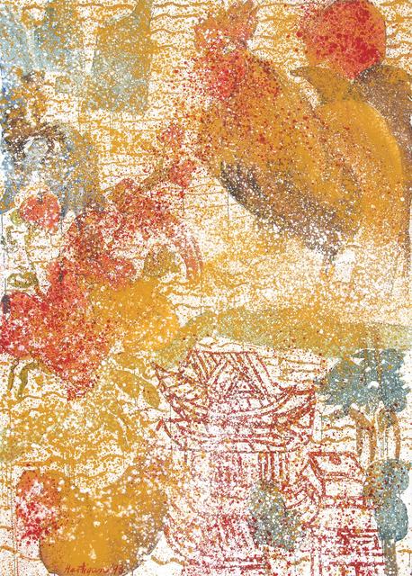 Grace Hartigan, 'Chinese Calendar', 1993, Heather James Fine Art