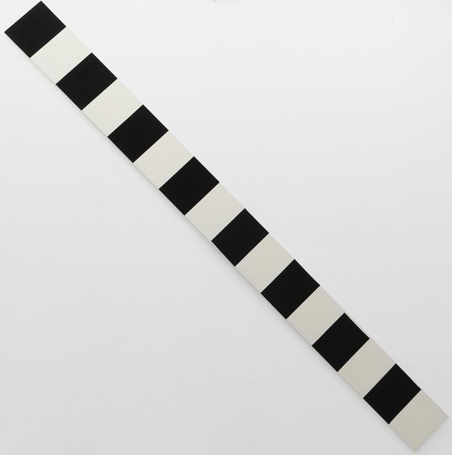 , 'Natural Order (Starting Line),' 2014, Museum Dhondt-Dhaenens