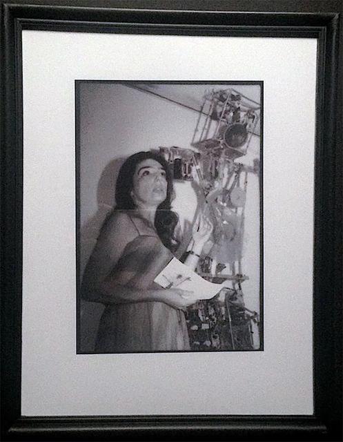 , 'Charlotte Moormon & Nam June Paik's Robot K456, Whitney Museum,' 1982, IFAC Arts