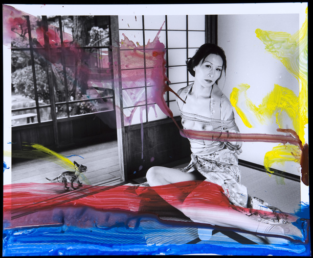 , 'From the series 'PaINting',' 2010, CHRISTOPHE GUYE GALERIE