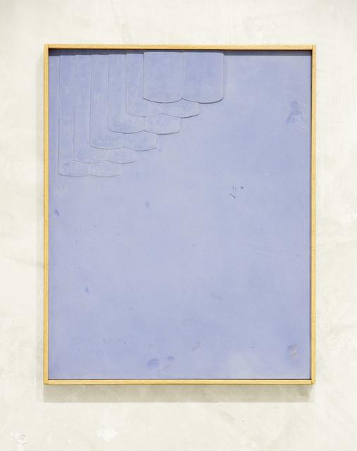 , 'Basso Azzurro,' 2015, Federica Schiavo Gallery