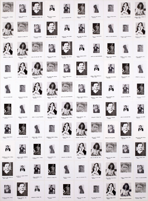 , 'Structure,' 1976-2011, espaivisor - Galería Visor