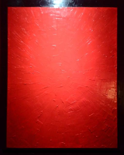 , 'Gigante Rossa (Red Giant),' 2019, 11 [HellHeaven]