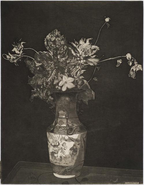 , 'L'Agonie des Fleurs,' 1890-1895, The Fine Art Society