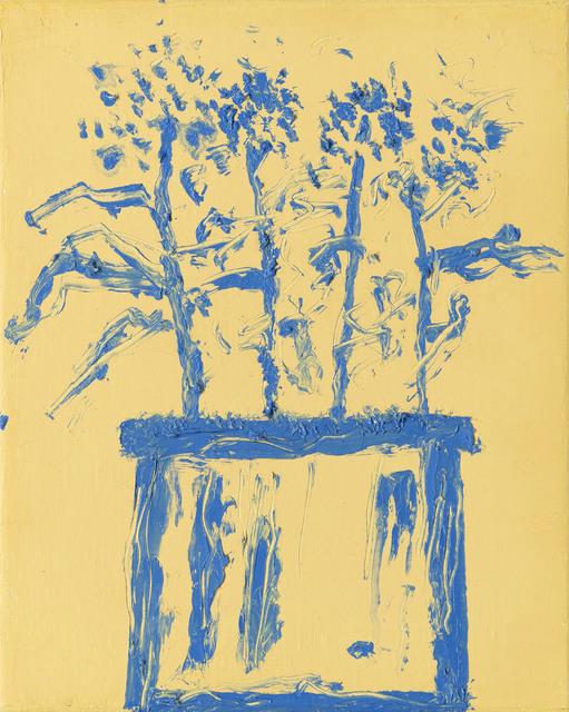, 'Jardins 14,' 2018, Galerie Lelong & Co.