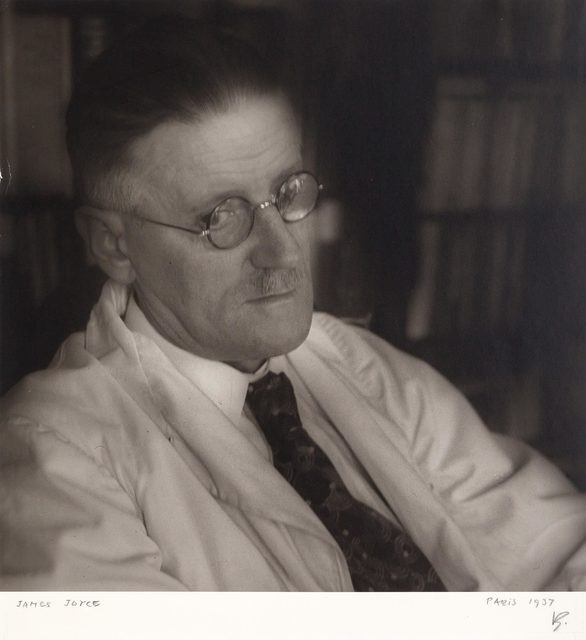 Joseph Breitenbach, 'James Joyce, Paris', 1927, Doyle