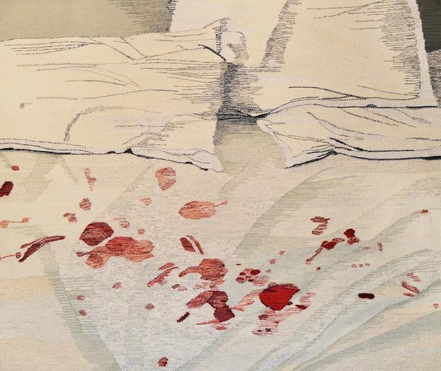 , 'Gash 2,' 2016, Hashimoto Contemporary