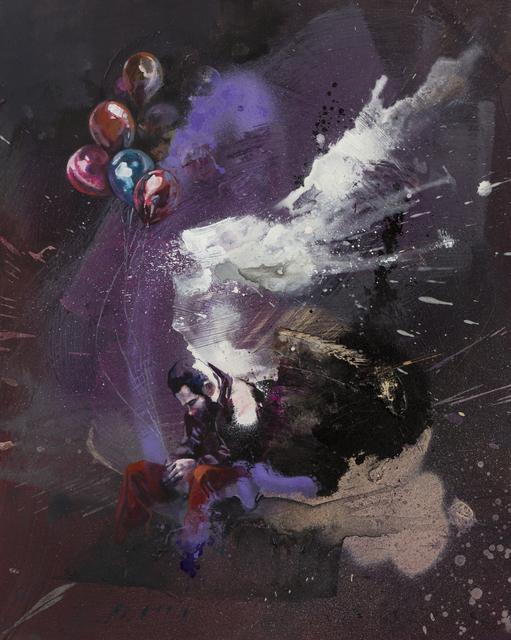 , 'Homless Angels 2,' 2016, Galerie SOON