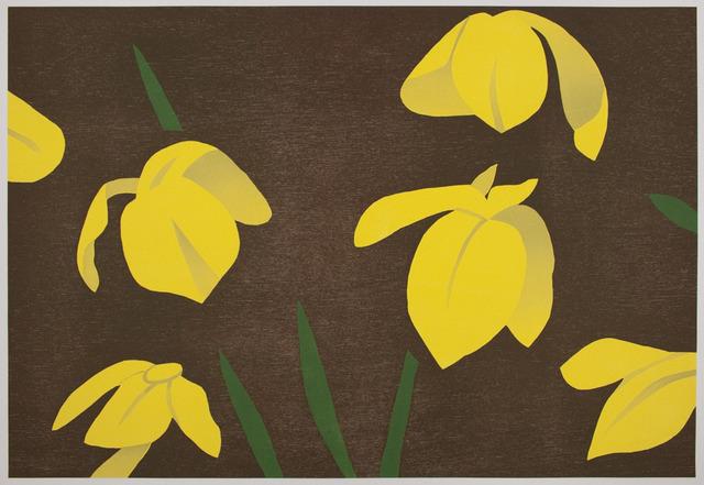 Alex Katz, 'Yellow Flags', 2013, Betsy Senior Fine Art