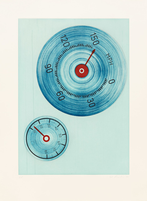 , 'Tumbling Snowman Speedo,' 1998, Pace Prints