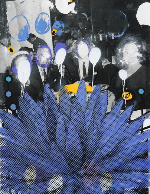 , 'agave,' 2014, MUTT