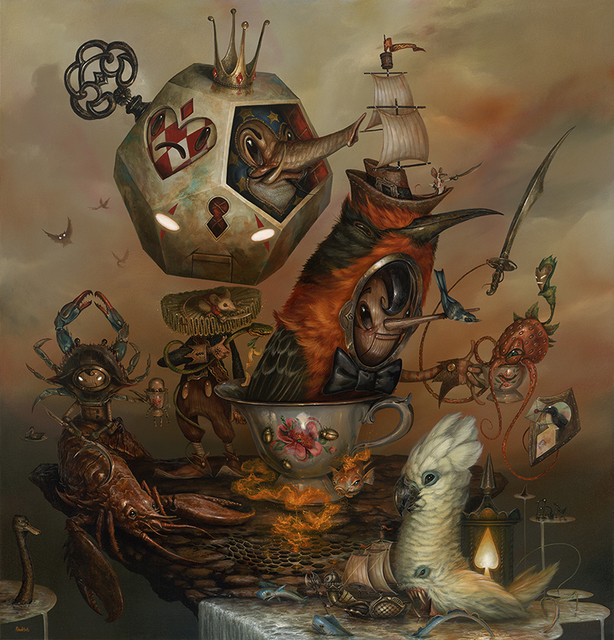 Greg 'Craola' Simkins, 'My Specialty is Special Tea', 2015, KP Projects