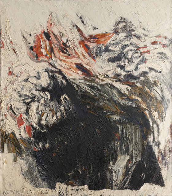 , 'Exodus,' 1960, Denver Art Museum