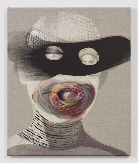 , 'Kopf #9,' 2018, Gallery Sofie Van de Velde