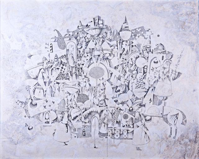 , 'Tree of desires,' 2011, Andakulova Gallery