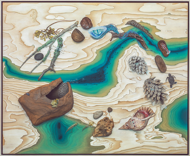 , 'Before Words,' 2015, Joshua Liner Gallery