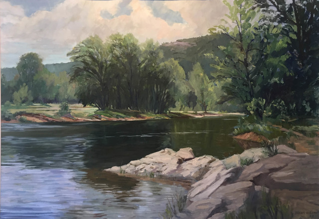 , 'Buffalo River,' 1997, Greg Thompson Fine Art