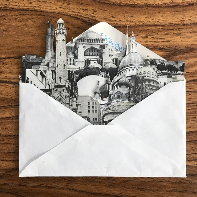 , 'Air Mail City #1,' 2018, Undercurrent Projects
