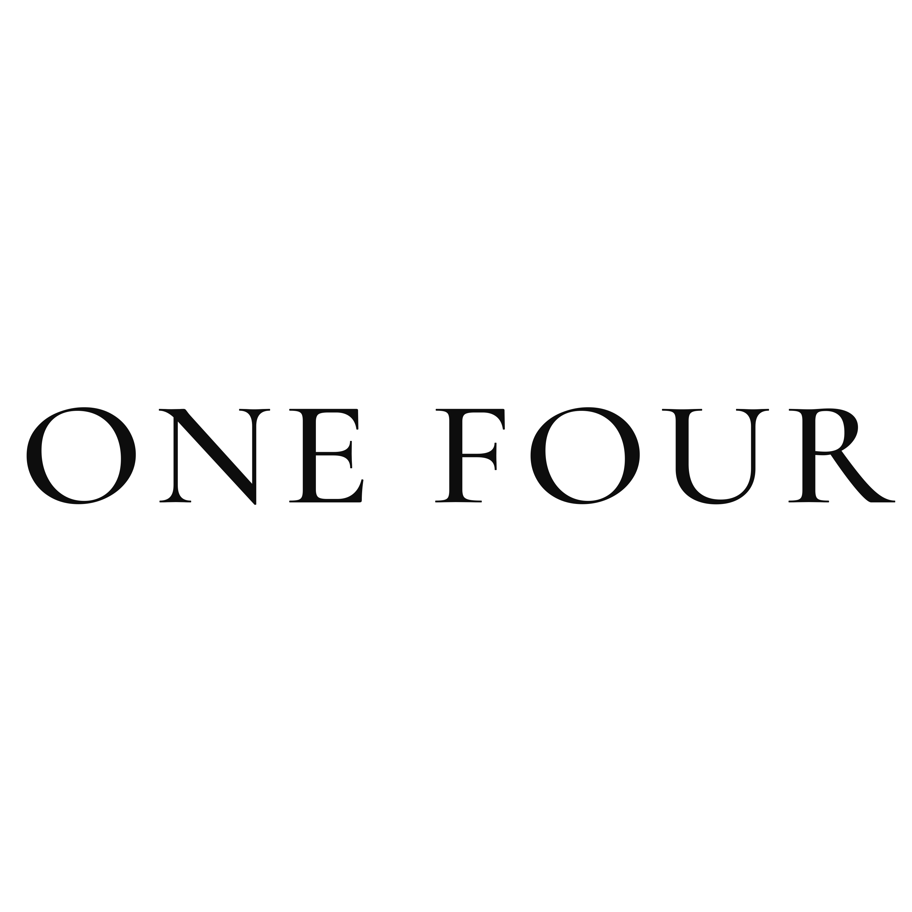 ONE FOUR
