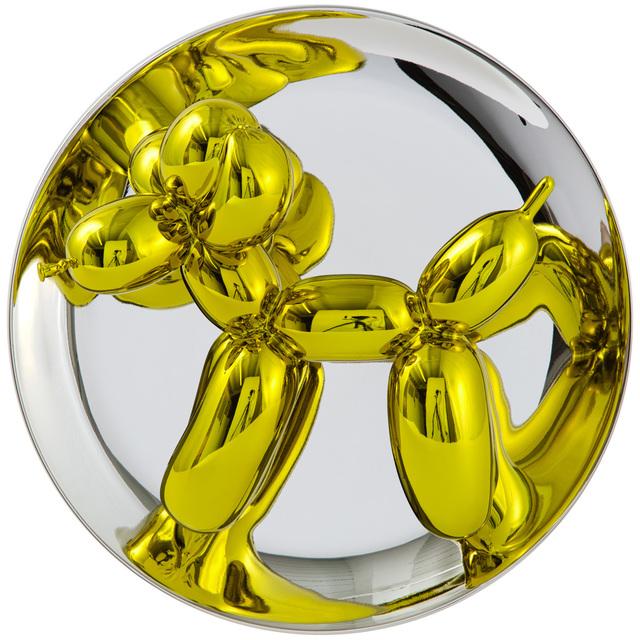 Jeff Koons, 'Balloon Dog (Yellow)', 2015, Gagosian