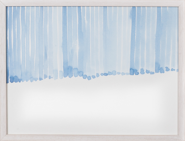 Jeppe Hein, 'Breathing Watercolours (ICI)', 2015, Independent Curators International (ICI) Benefit Auction