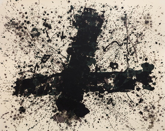 Sam Francis, 'Burnout,' 1974, Heather James Fine Art: Curator's Choice