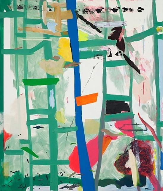 , 'Painted Construction,' 2013, Neubacher Shor Contemporary