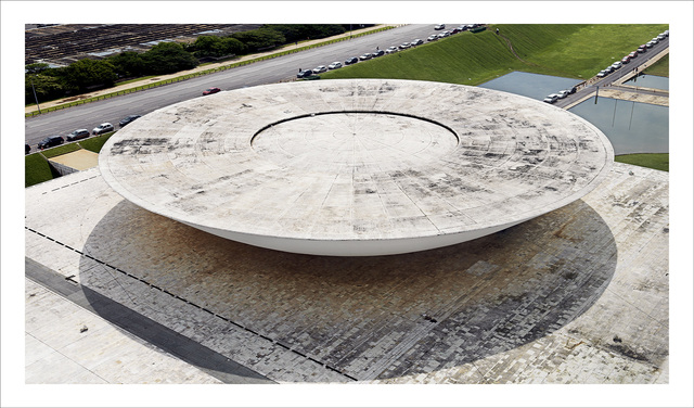, 'Brasilia | Chamber of Deputies, Dome above the Assembly Room,' 2012, The Ravestijn Gallery